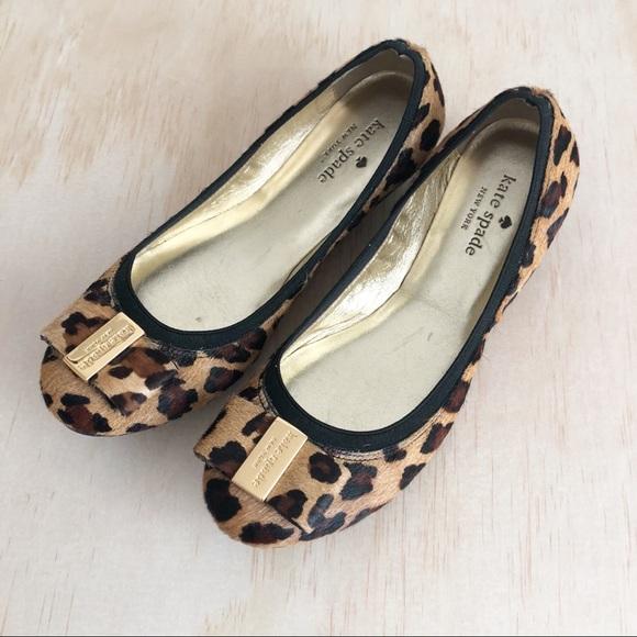 kate spade Shoes | Kate Spade Calf Hair